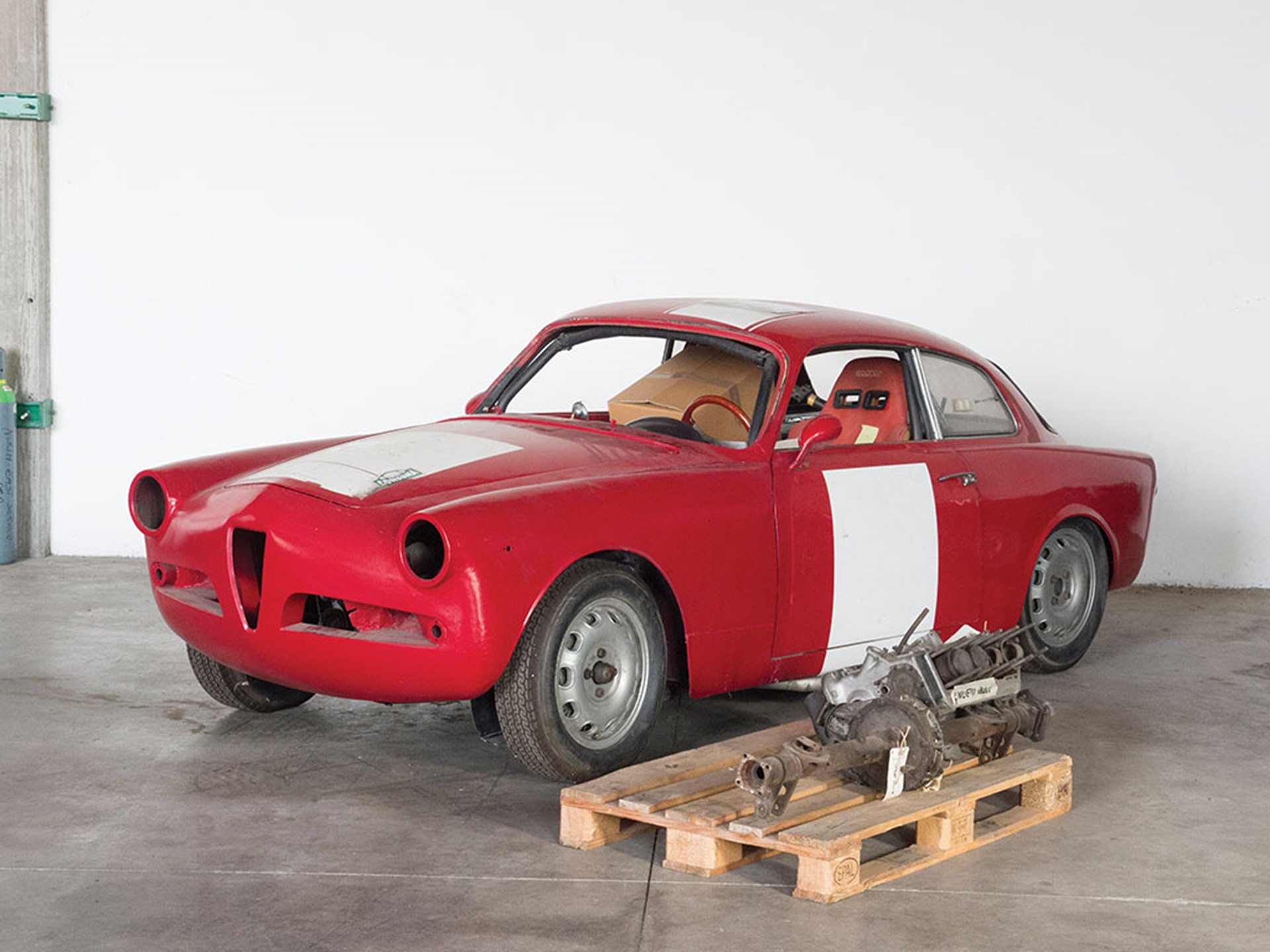 rm sotheby 39 s 1956 alfa romeo giulietta sprint veloce. Black Bedroom Furniture Sets. Home Design Ideas