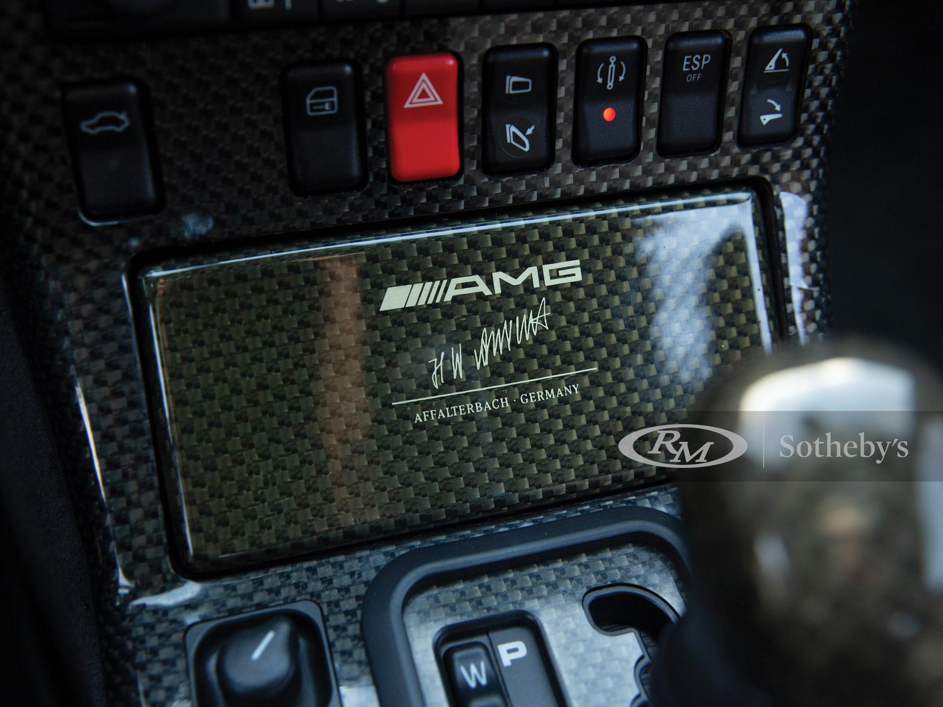 1998 Mercedes-Benz SL 70 AMG  -