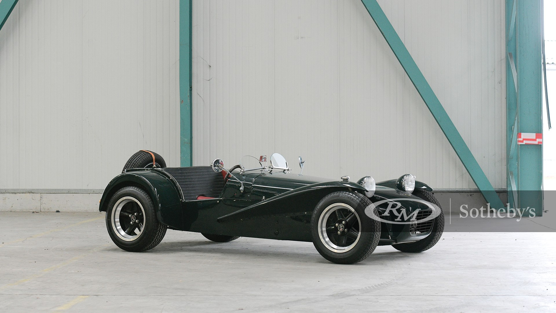 The European Sale Featuring The Petitjean Collection, 1962 Lotus Seven