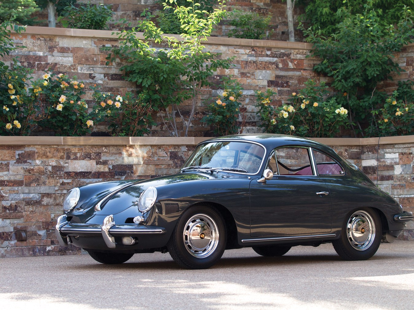 Rm Sotheby S 1964 Porsche 356 C Carrera 2 Coupe By