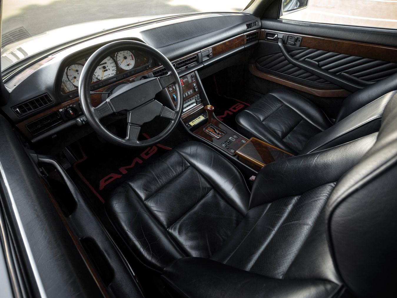 rm sotheby 39 s r188 1989 mercedes benz 560 sec 6 0 amg 39 wide body 39. Black Bedroom Furniture Sets. Home Design Ideas