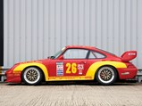 1997 Porsche 911 Carrera RSR  - $