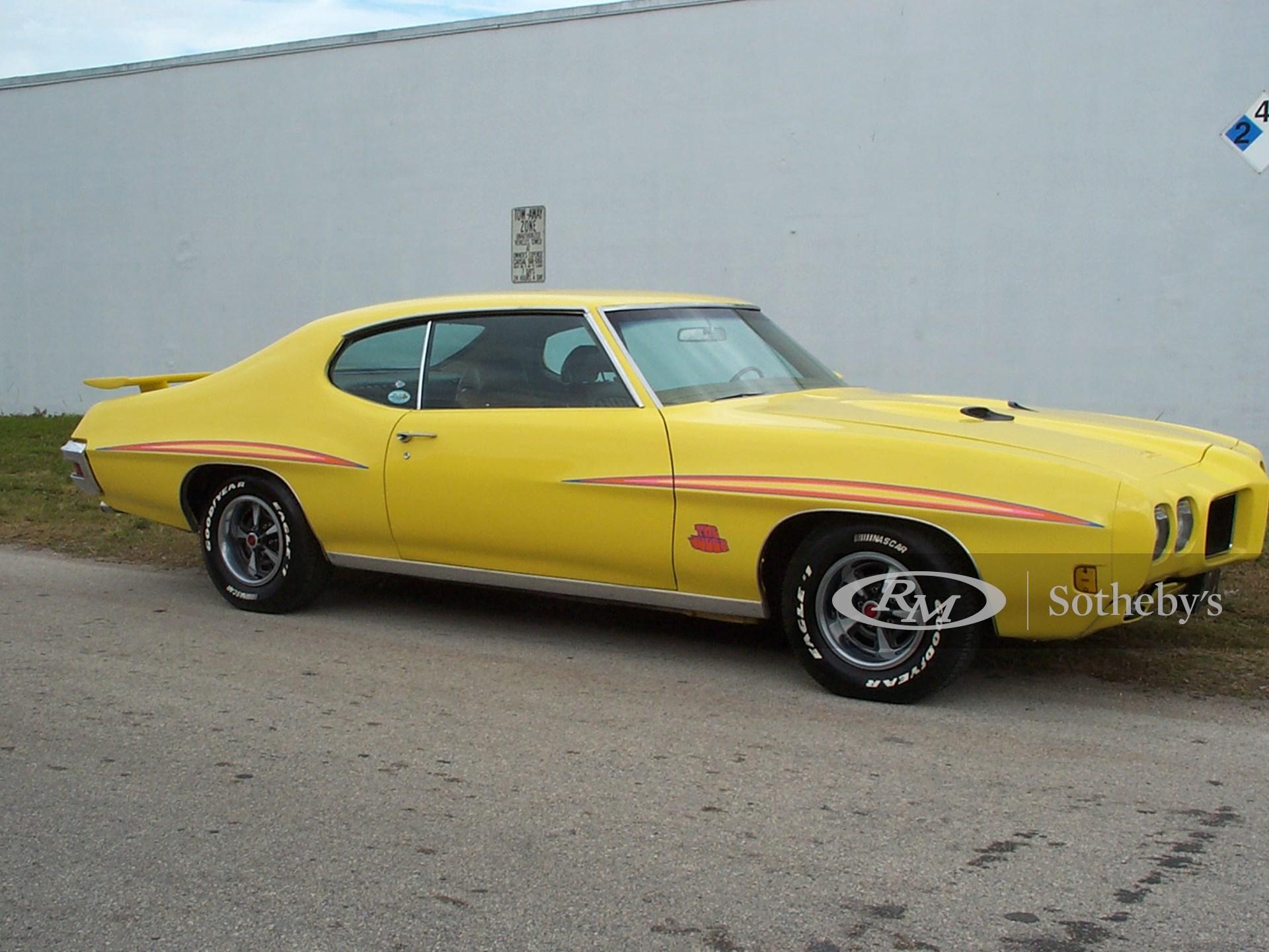 1970 Pontiac GTO 2D  -