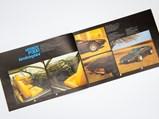 Lamborghini Urraco P300 Sales Brochure and Parts Catalogue, Italian - $