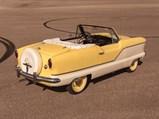1960 Nash Metropolitan Convertible  - $