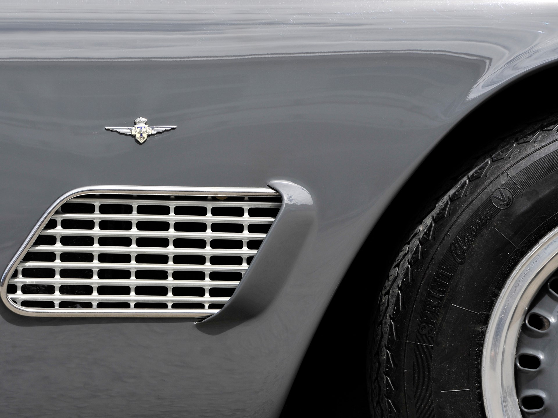 1960 Maserati 3500 GT by Touring