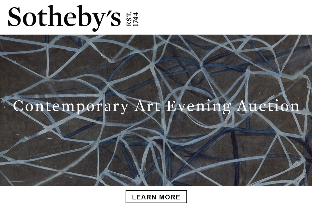 Sotheby's, Contemporary Art Evening Auction