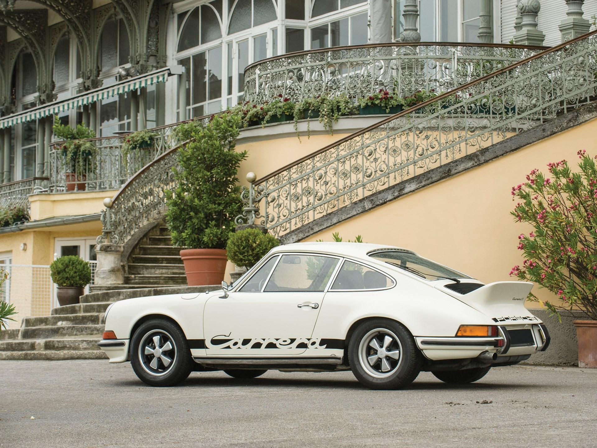 1972 Porsche 911 Carrera RS 2.7 Touring