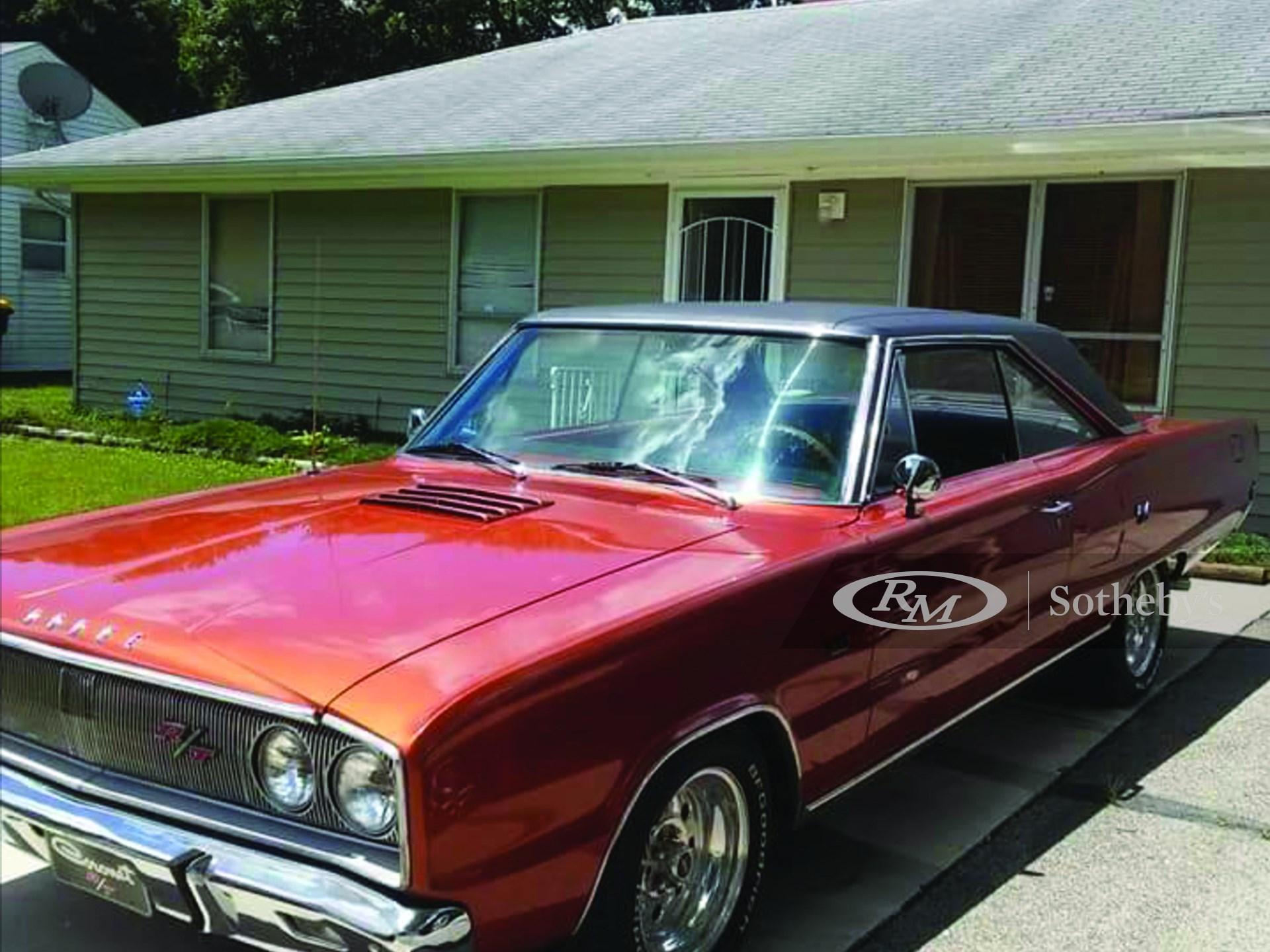 1967 Dodge Coronet R/T  -