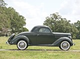 1936 Ford DeLuxe Three-Window Coupe  - $