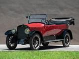 1921 Stanley 735B Seven-Passenger Touring  - $