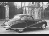 1948 Delahaye 135 M Coupé by Antem - $Thought to be one of the first pictures of chassis number 800990 after its construction.