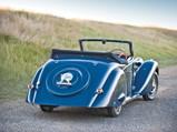 1937 Bugatti Type 57 Stelvio Cabriolet by Gangloff - $