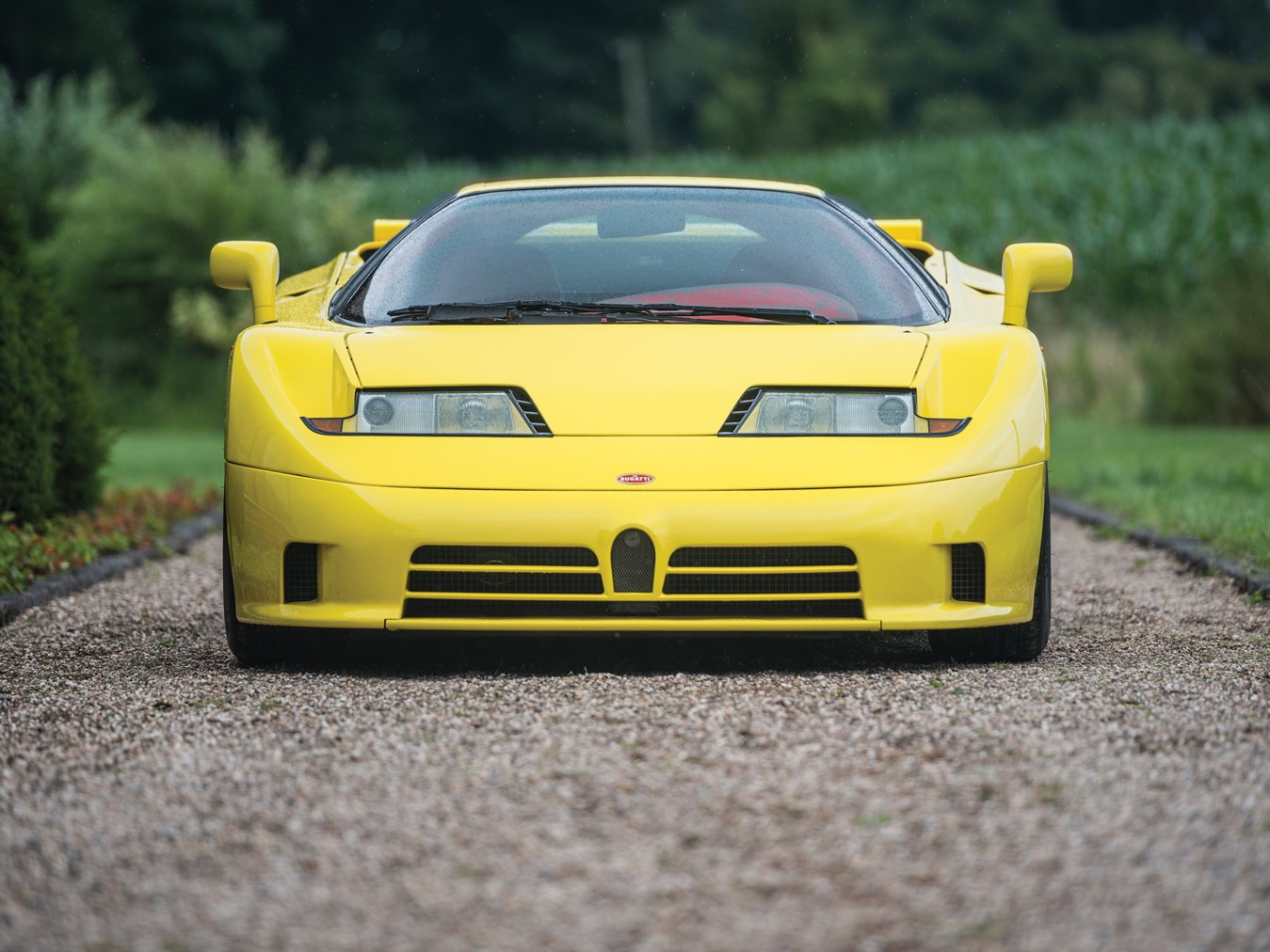 rm sotheby's - 1995 bugatti eb110 super sport | london 2015