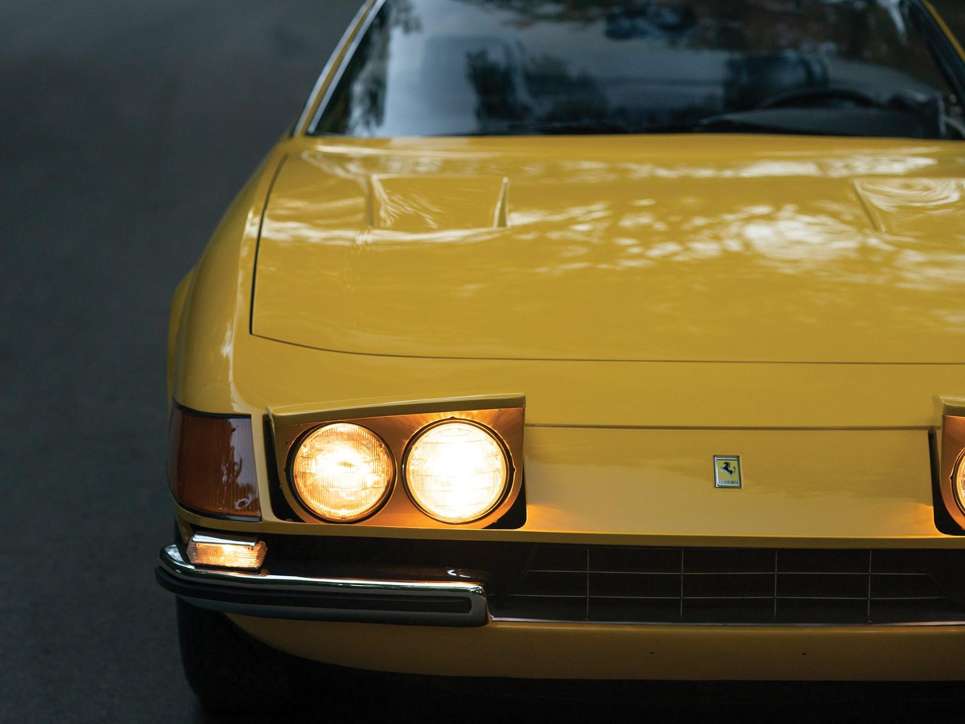 1973 Ferrari 365 GTS/4 Daytona Spider by Scaglietti