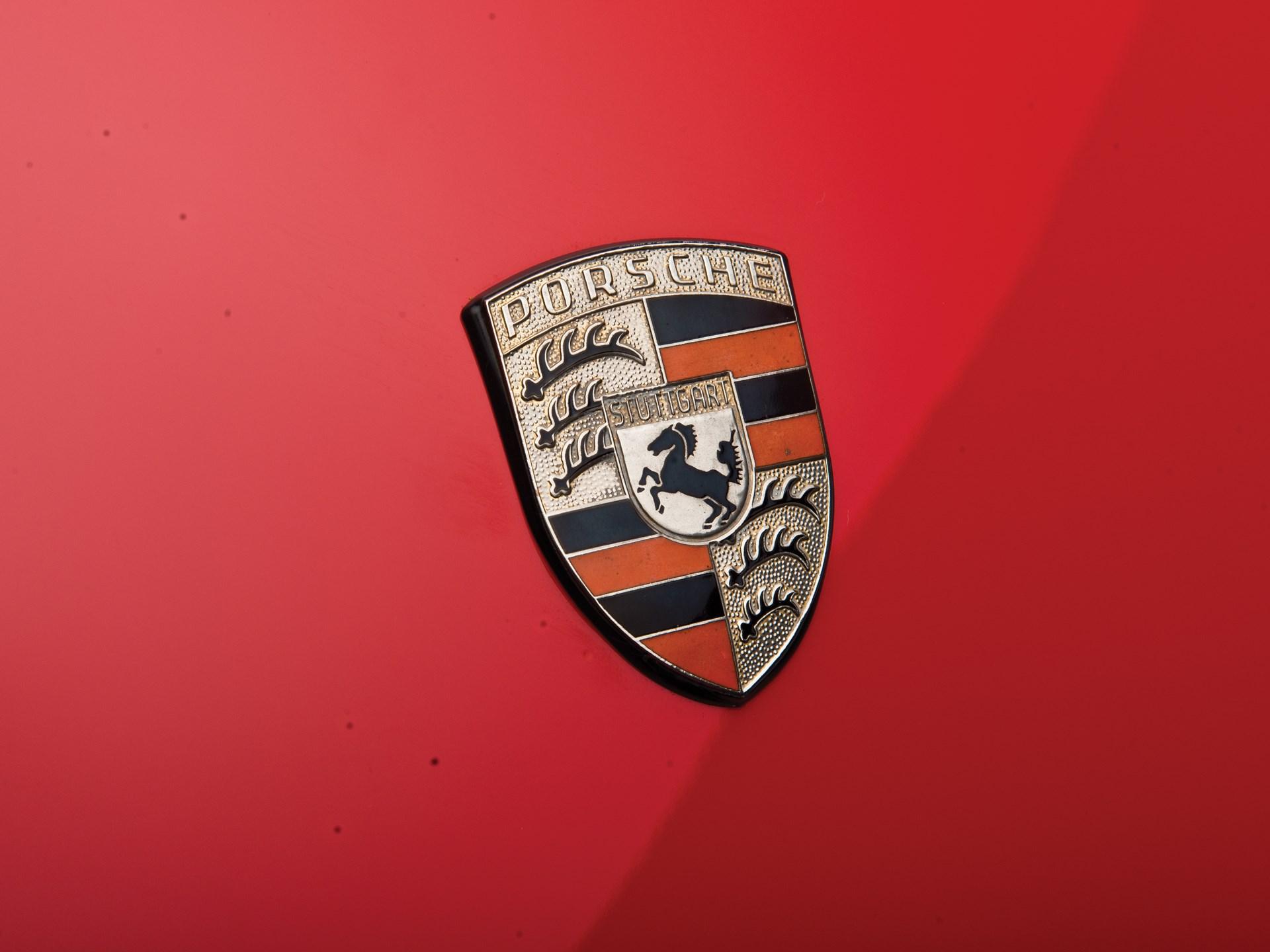 1973 Porsche 911 Carrera RS Touring