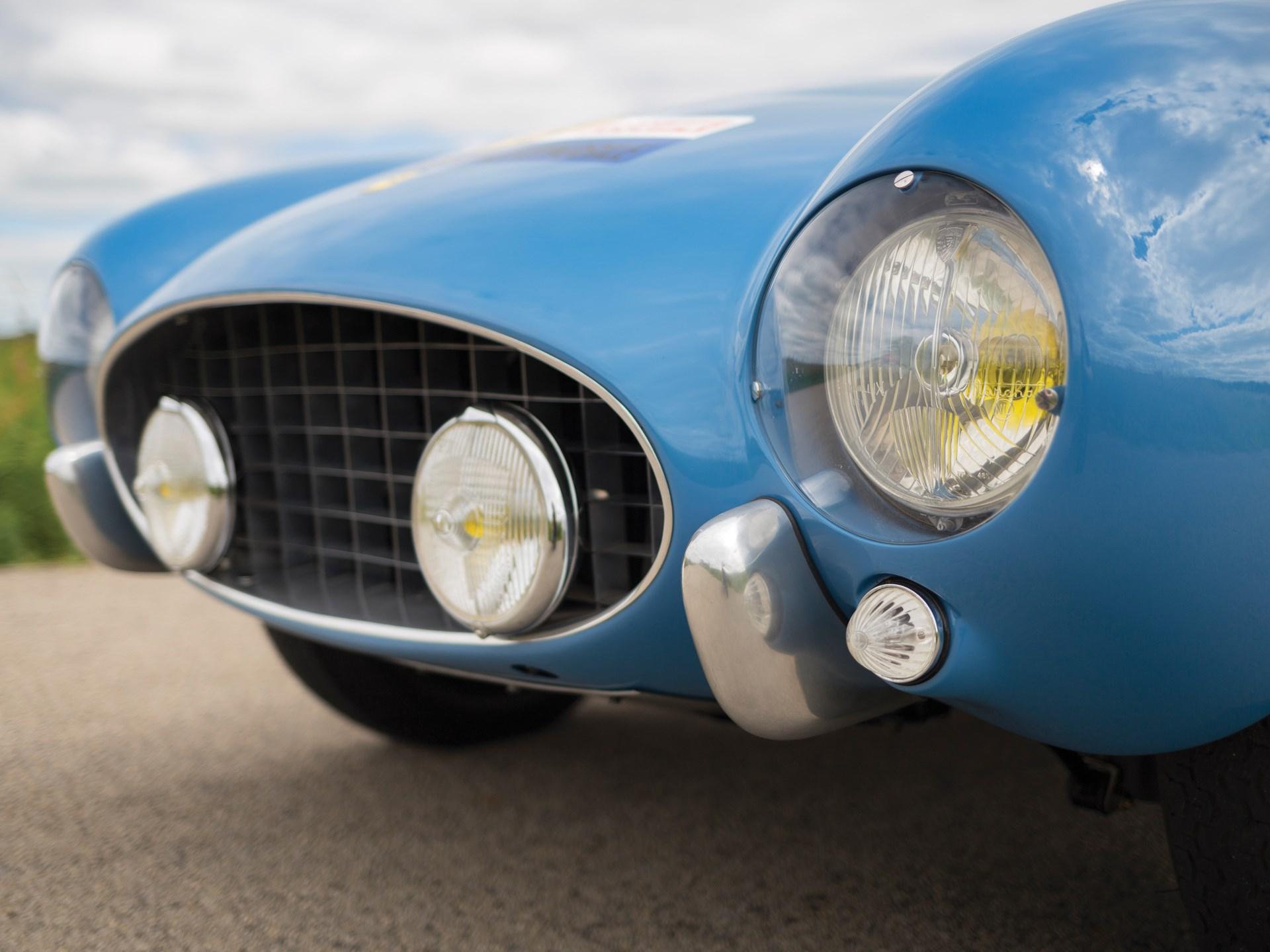 1956 Ferrari 250 GT Berlinetta Competizione 'Tour de France' by Scaglietti