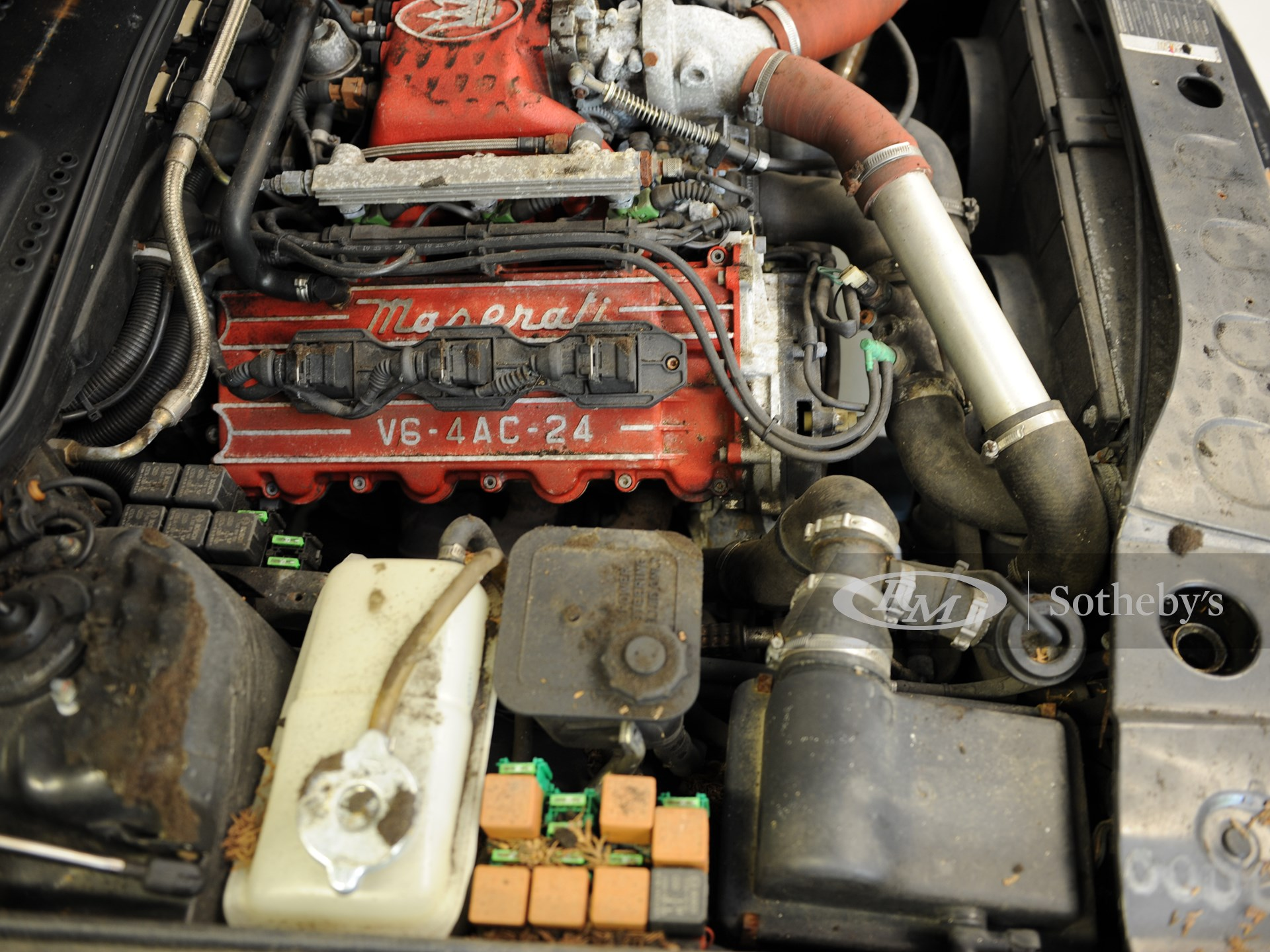 1996 Maserati Ghibli Cup  -