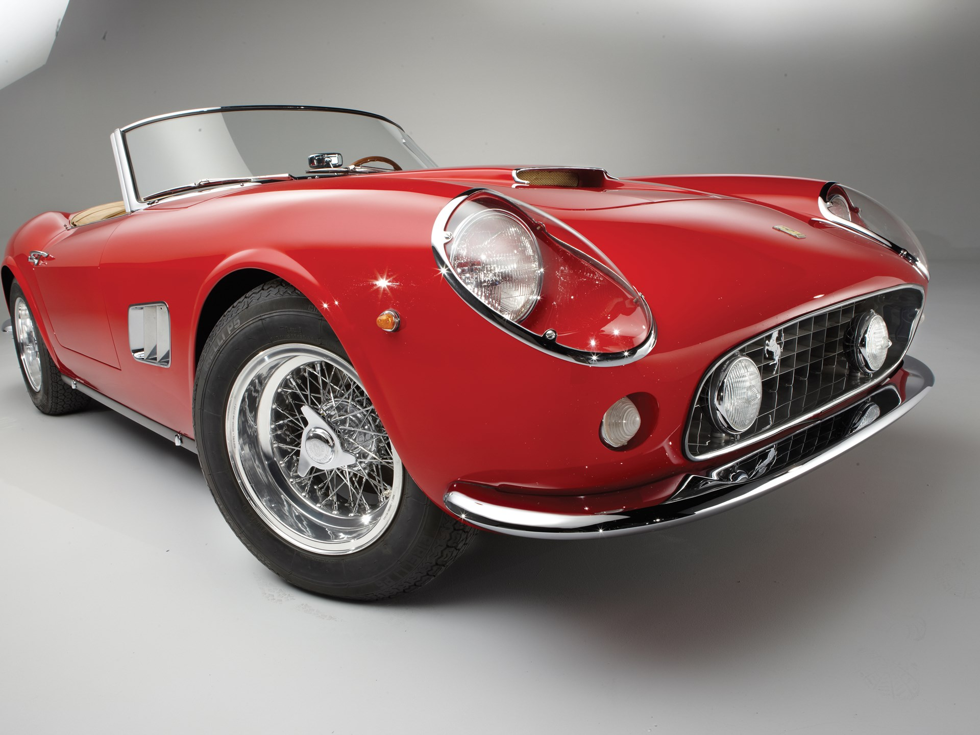 1964 ferrari california
