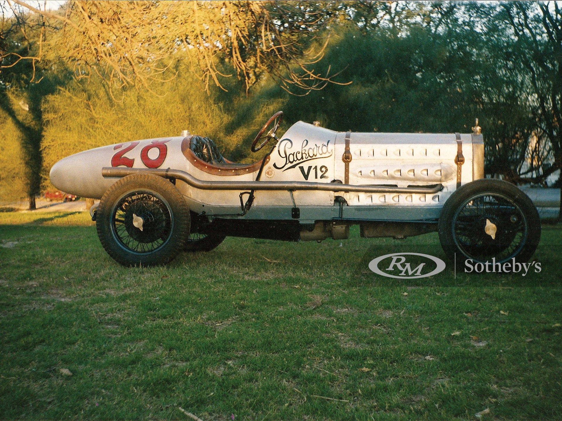 1916 Packard Twin Six Experimental Racer