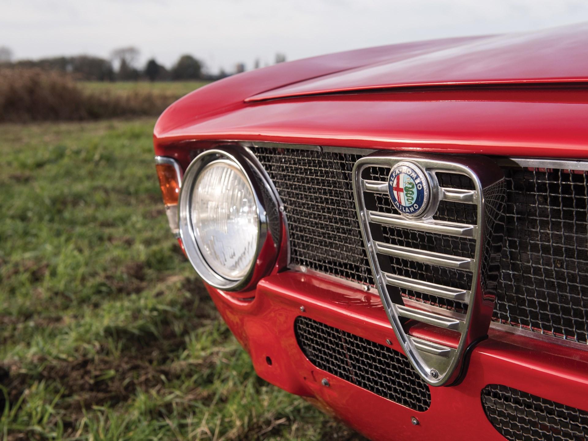 Rm Sotheby S 1965 Alfa Romeo Giulia Sprint Gta By Bertone Paris 2017