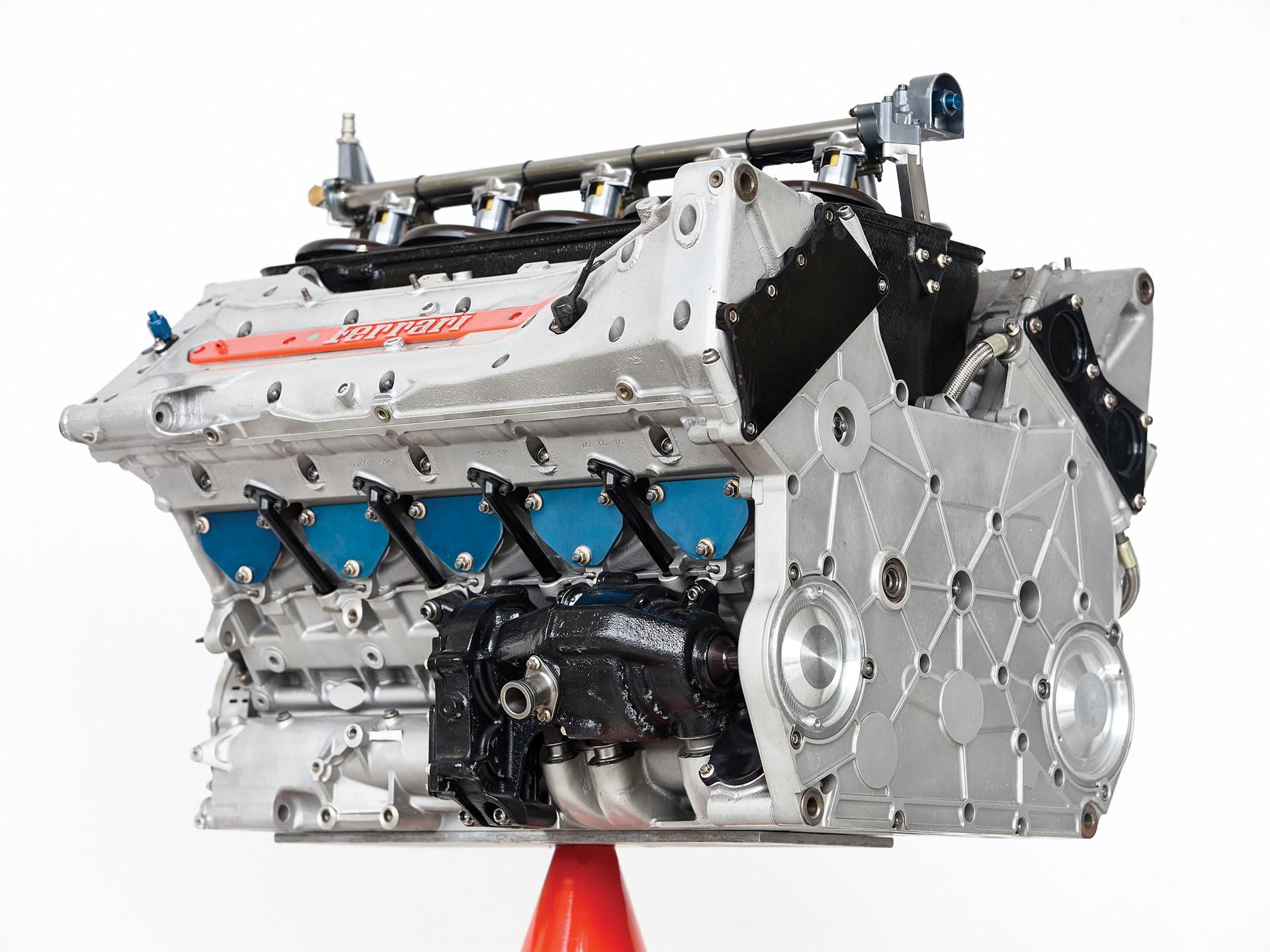 Ferrari F1 046/2 Engine, 1997, No. 354