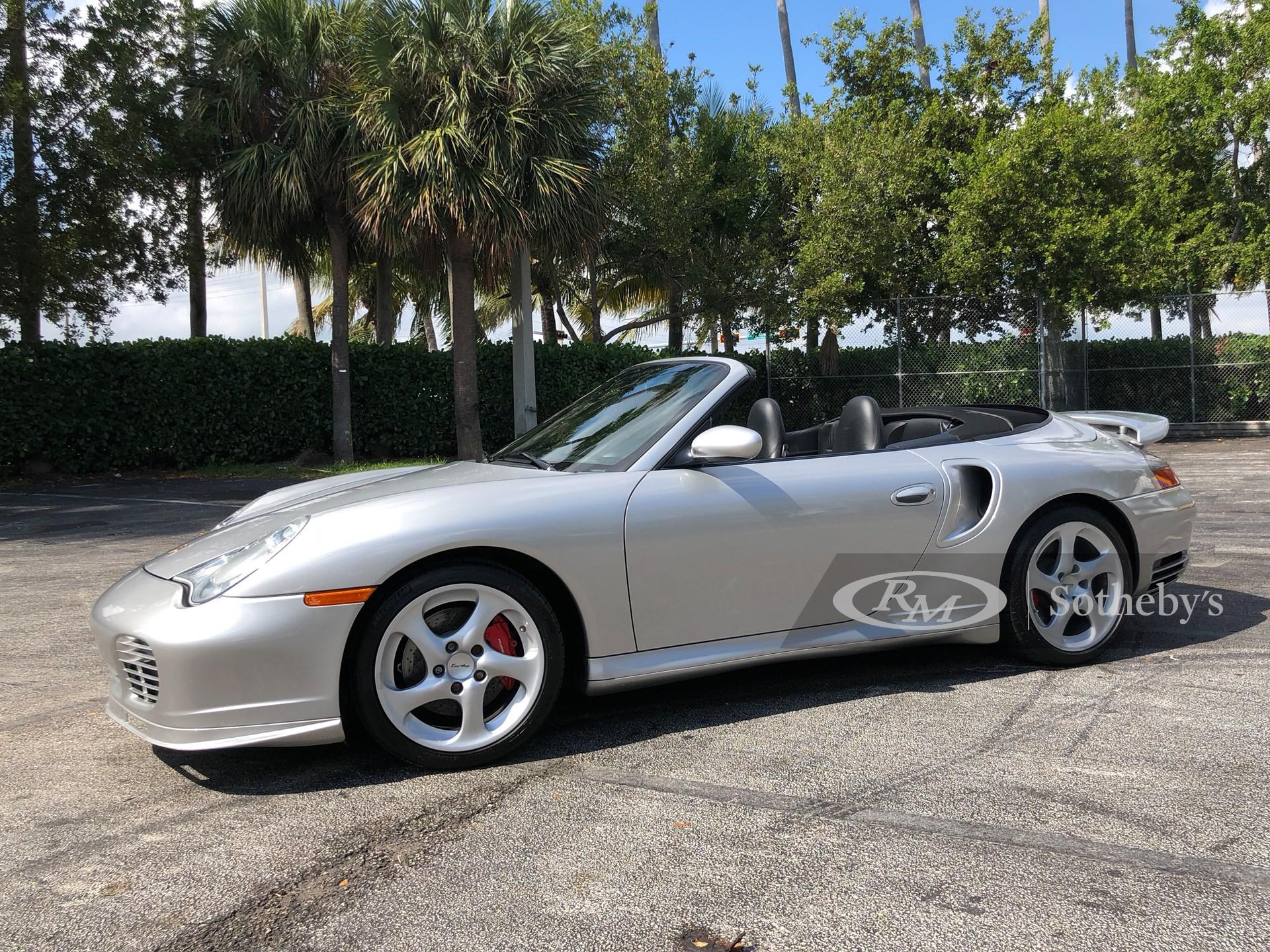 2004 Porsche 911 Turbo Cabriolet  -