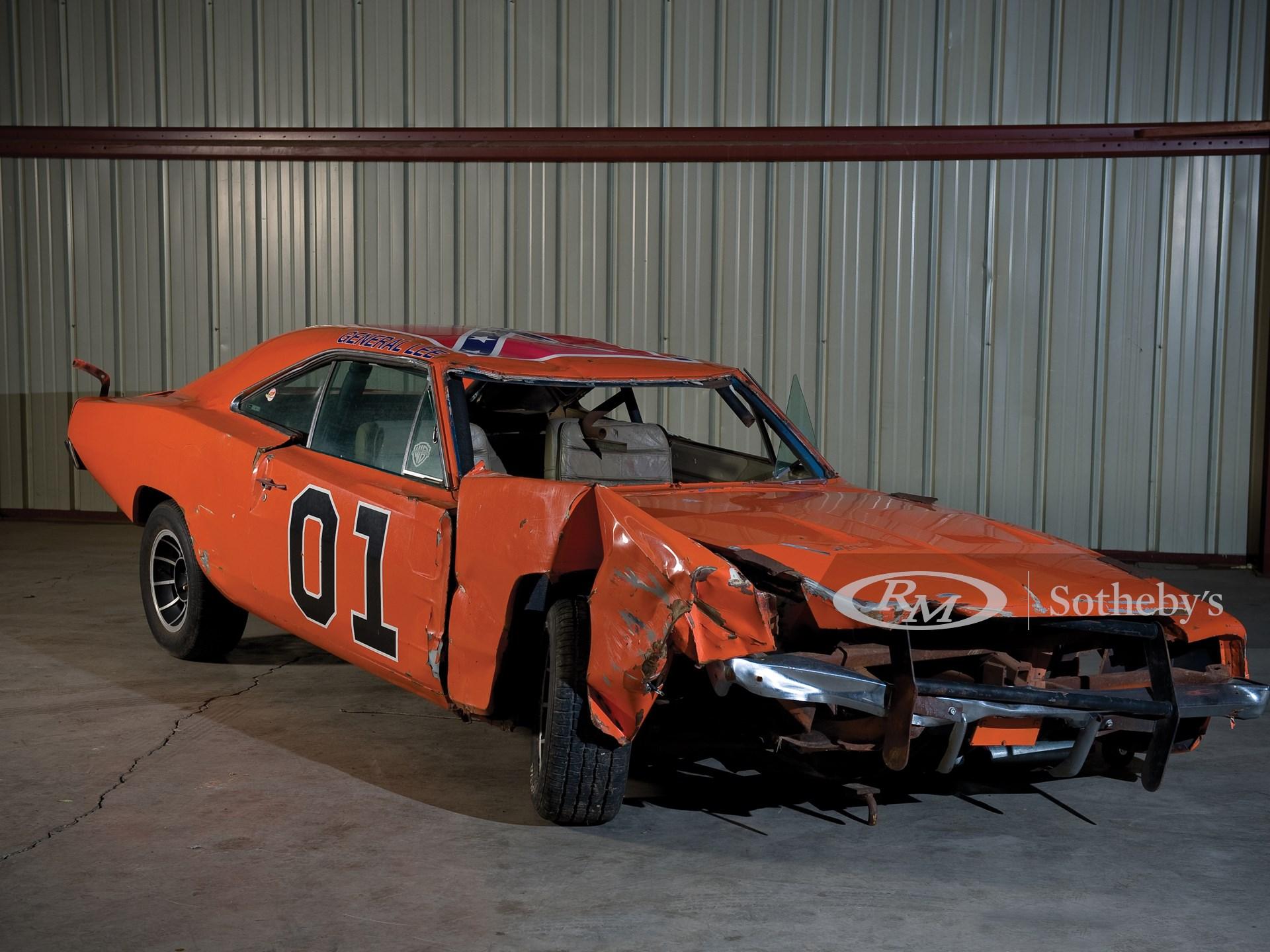 "1968 Dodge Charger ""General Lee"" Jump Car"