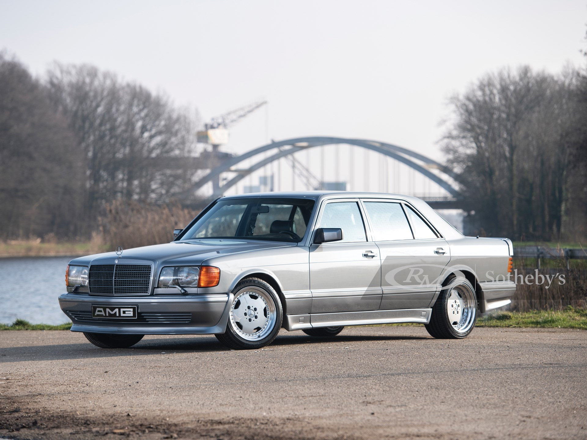 1989 Mercedes Benz 560 Sel 6 0 Amg The European Sale Featuring The Petitjean Collection Rm Online Only
