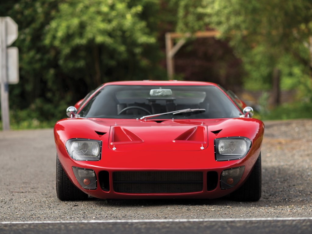 """1966 Ford GT40 """"P/1057"""""""