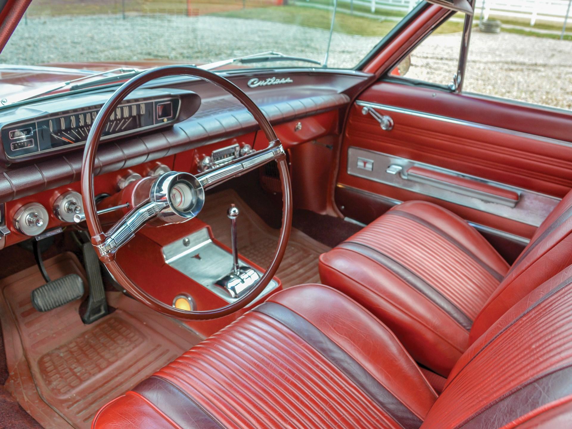 RM Sotheby's - 1962 Oldsmobile F-85 Cutlass Convertible
