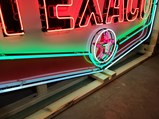 Texaco Neon Porcelain Sign - $