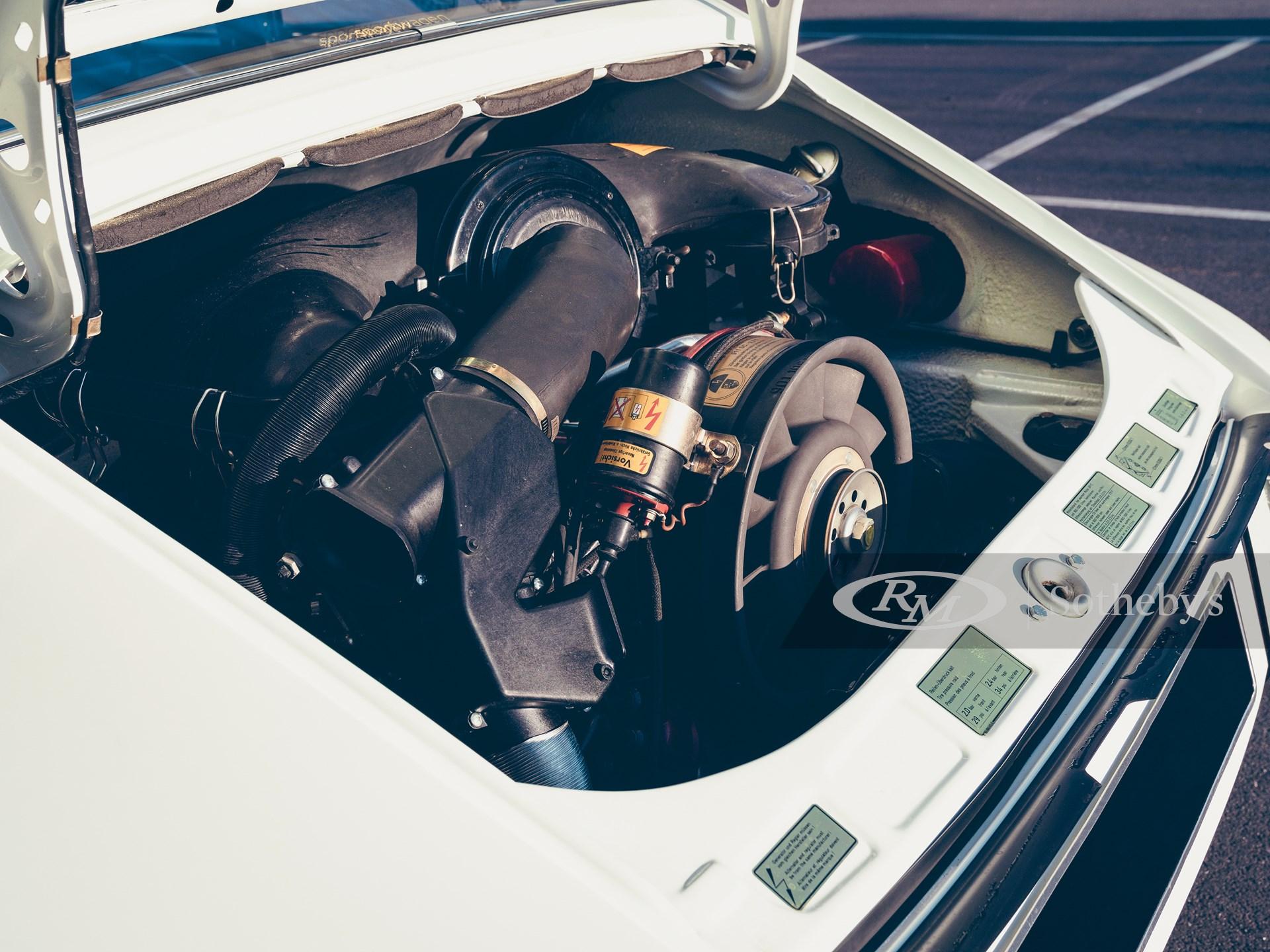 1973 Porsche 911 Carrera RS 2.7 Touring  -