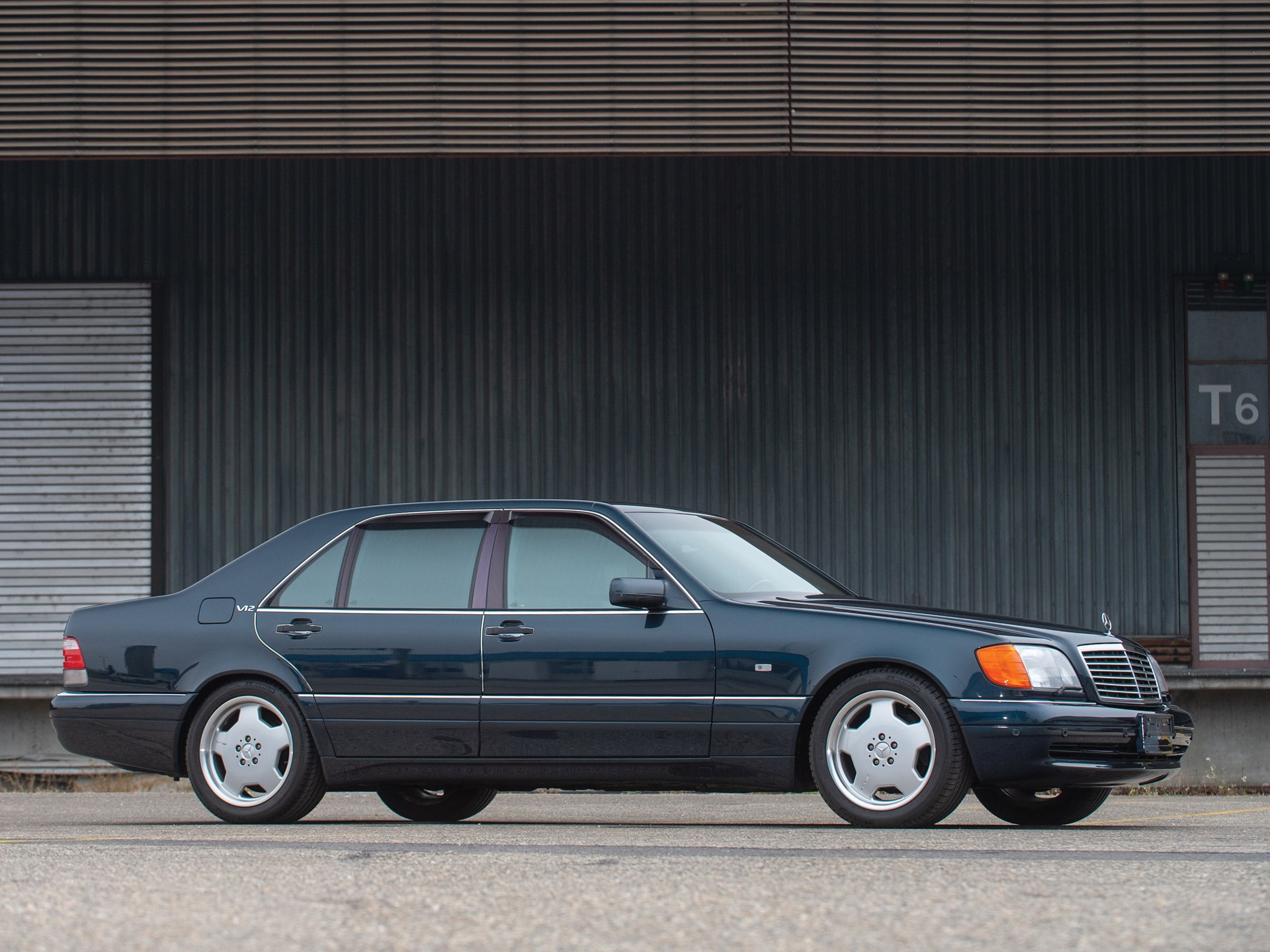 RM Sotheby's - 1996 Mercedes-Benz S 600 AMG | Essen 2019
