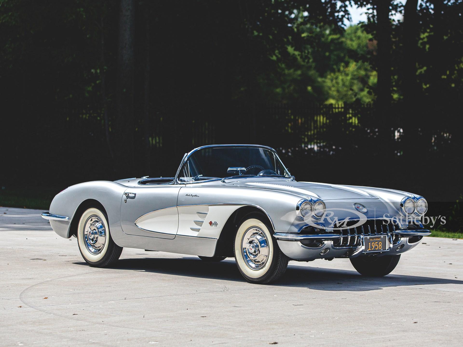 1958 Chevrolet Corvette 'Fuel-Injected'  -