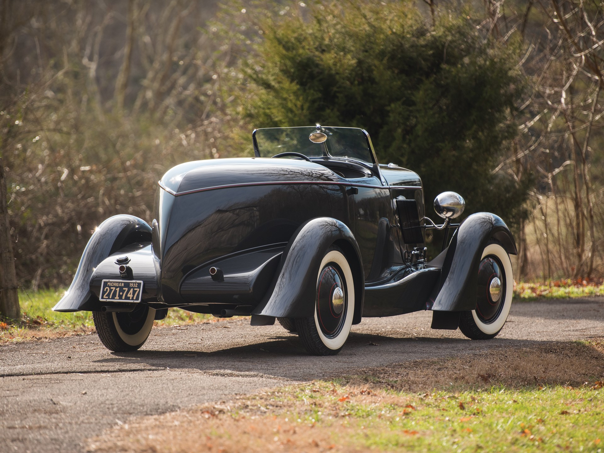1932 Ford Model 18 Edsel Ford Speedster
