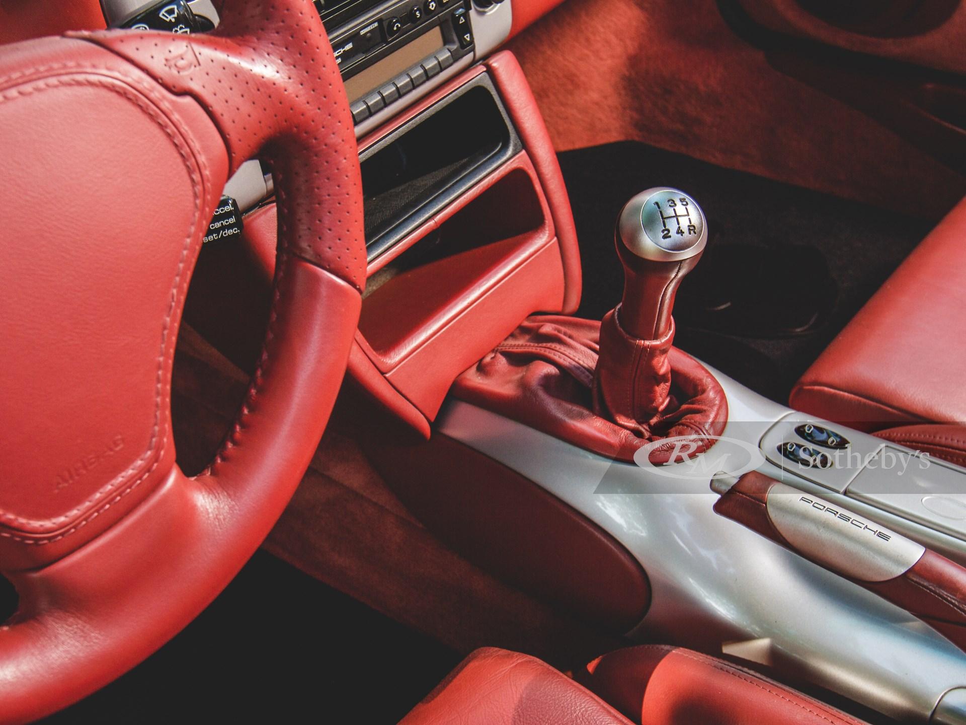 """1997 Porsche Boxster """"The Dean""""  -"""