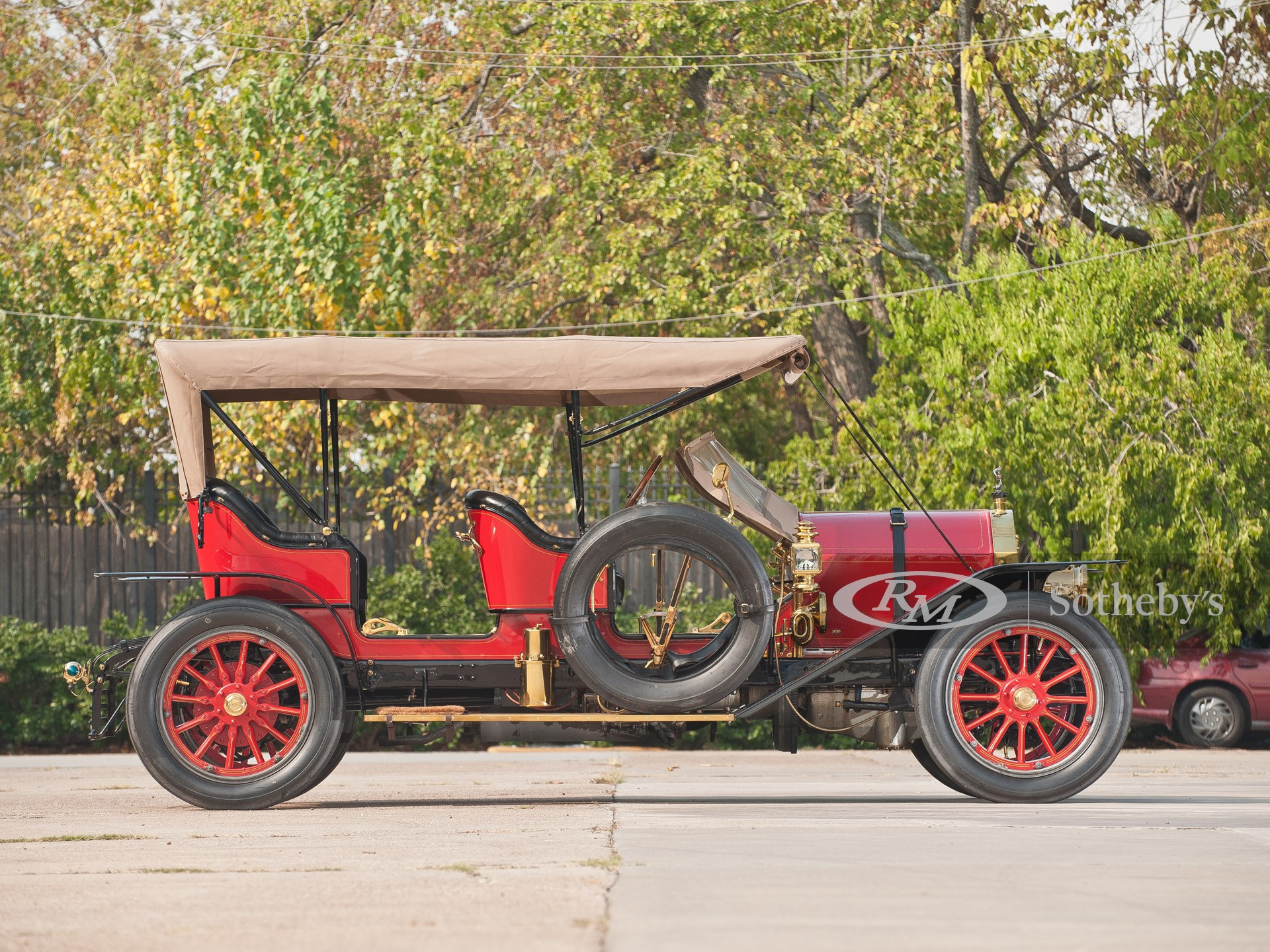 1912 Simplex 38 HP Double Roadster  -