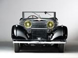 1935 Hispano-Suiza K6 Cabriolet by Brandone - $