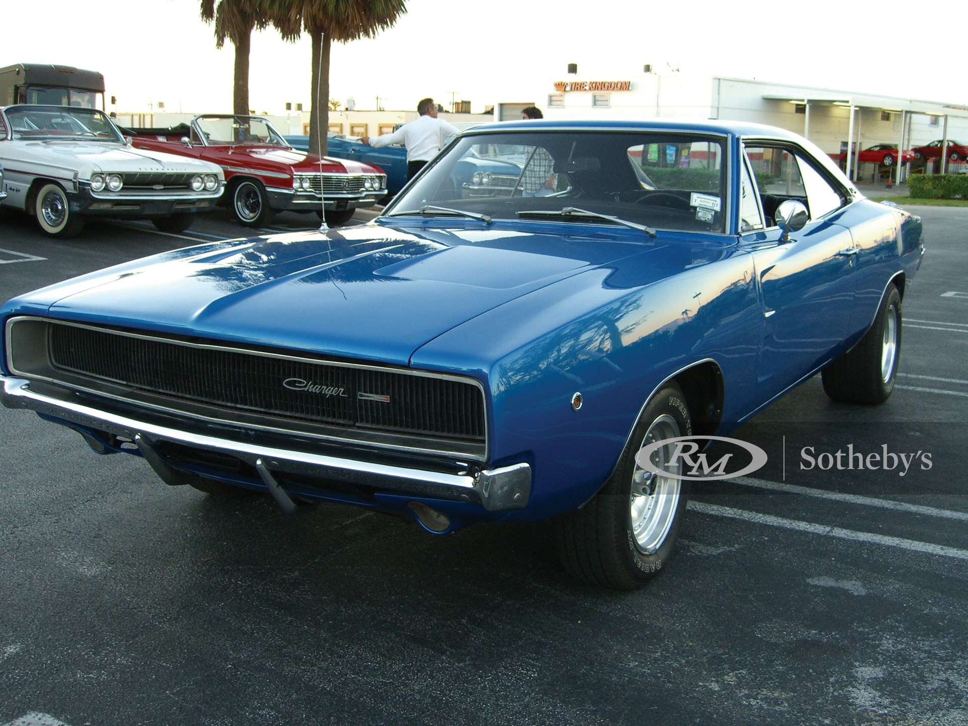 1968 Dodge Charger 2D  -