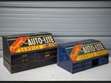 Auto-Lite Display Cabinets - $