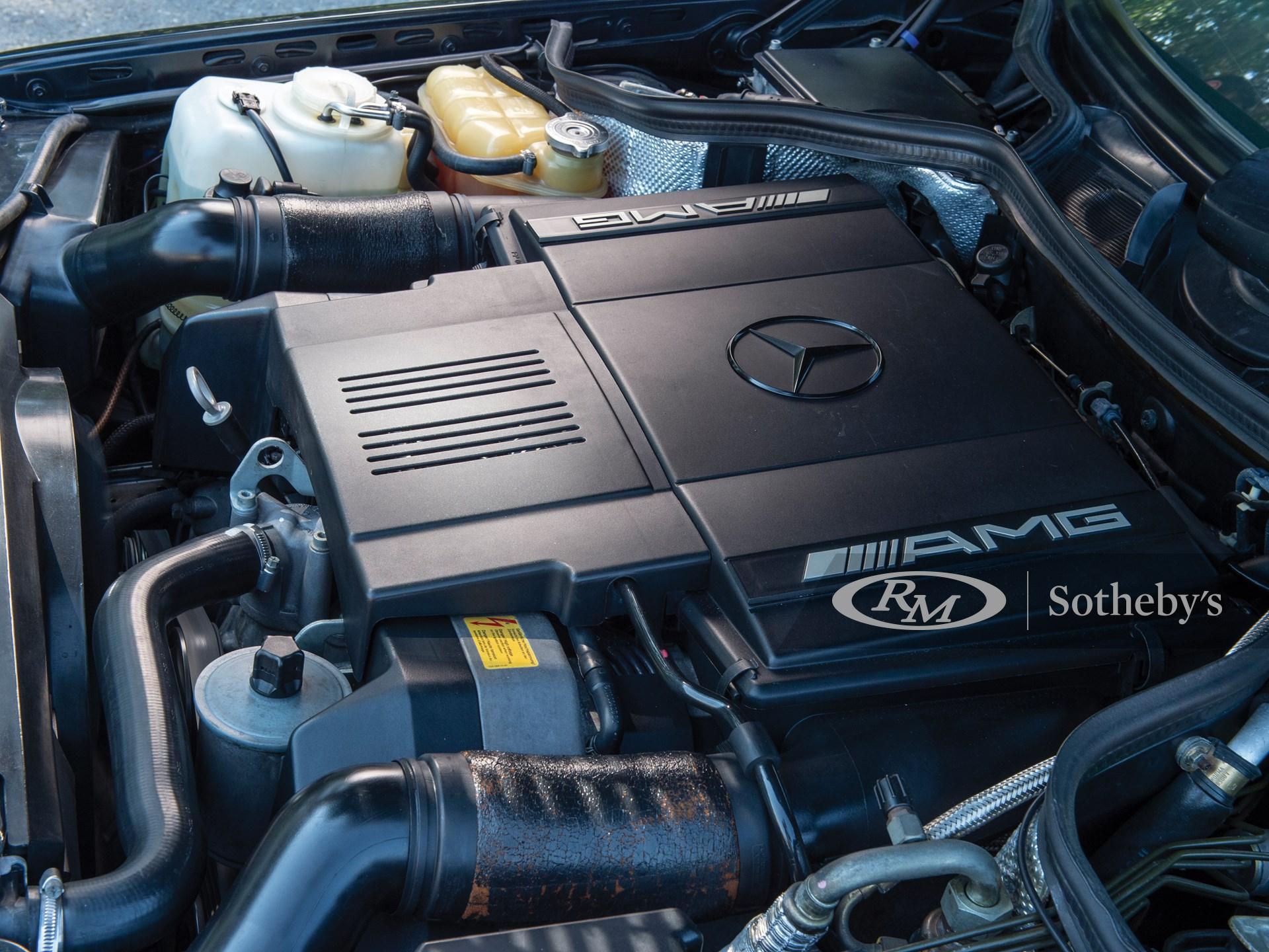 1995 Mercedes-Benz E60 AMG  -