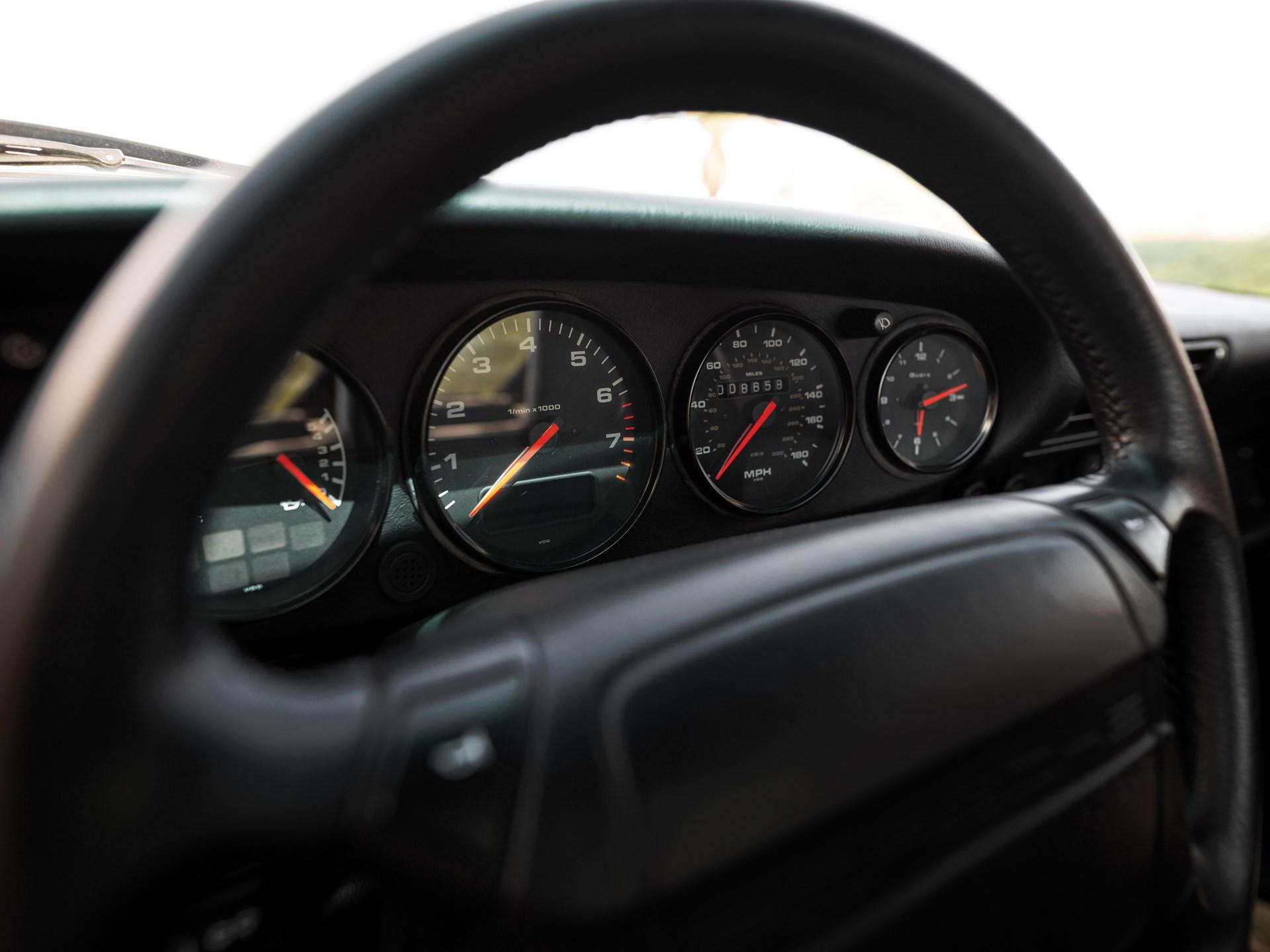 1994 Porsche 911 Turbo S 'Package'