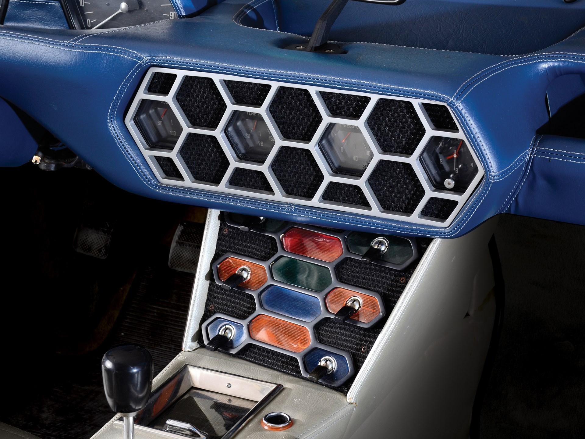 Rm Sotheby S 1967 Lamborghini Marzal Villa D Este 2011