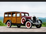 1934 Dodge KCL Westchester Suburban by Cantrell - $