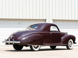 1940 Lincoln-Zephyr Coupe  - $