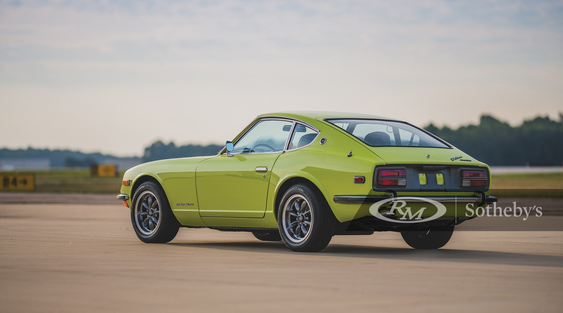 RM Sotheby's The Elkhart Collection 2020, Blog, 1972 Datsun 240Z
