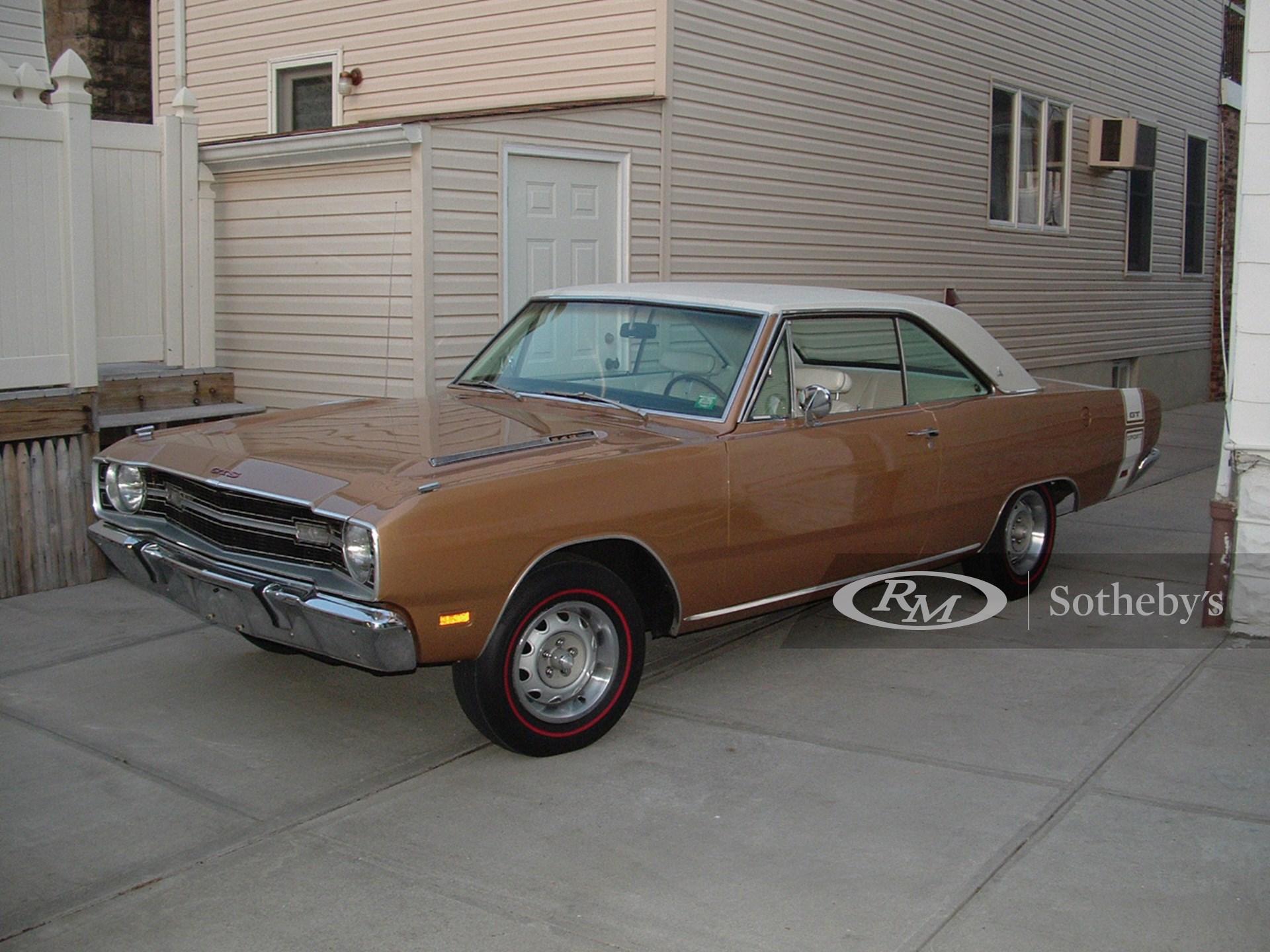 1969 Dodge Dart GTS 2D  -