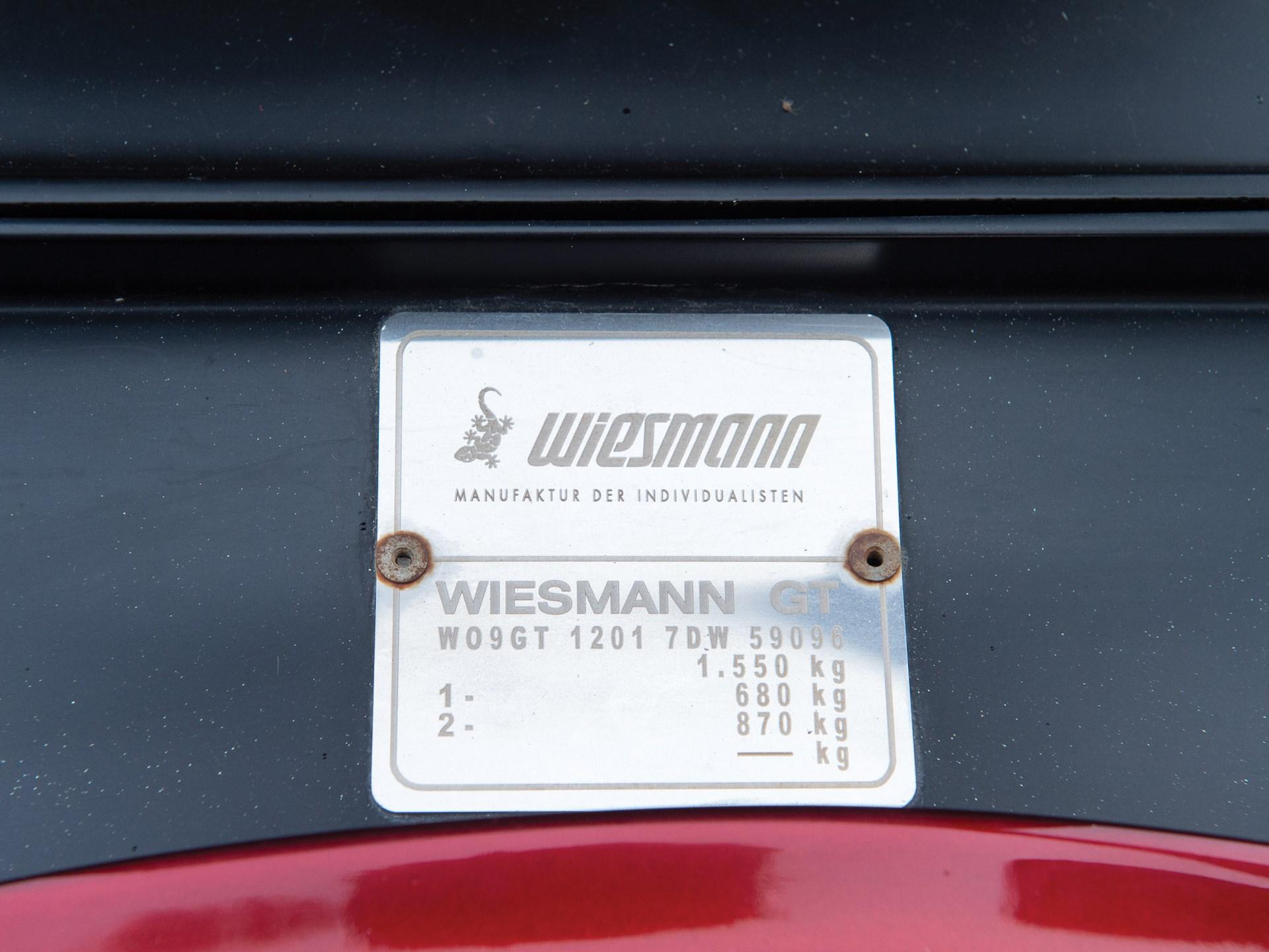 2007 Wiesmann GT