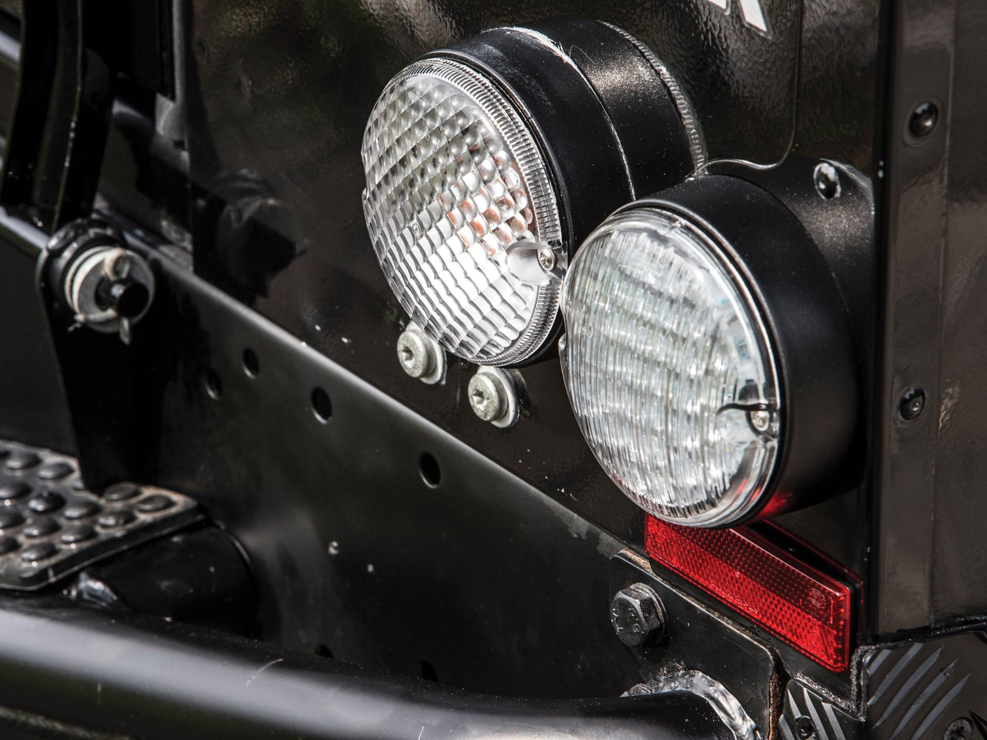 Rm Sothebys 2014 Land Rover Defender Svx Spectre London 2017 Lights